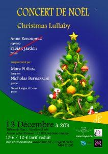 Concert de Noël @ Le Kap.L | Sint-Lambrechts-Woluwe | Brussels Hoofdstedelijk Gewest | Belgium